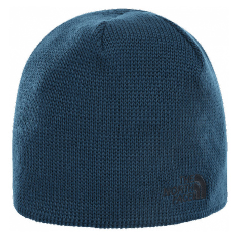 The North Face Bones Recycled Beanie Blue Wing Teal-One size modré NF0A3FNS3RC-One size