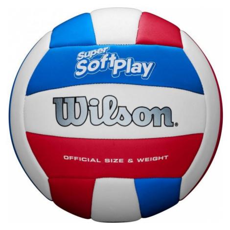 Wilson SUPER SOFT PLAY VBALL - Volejbalová lopta