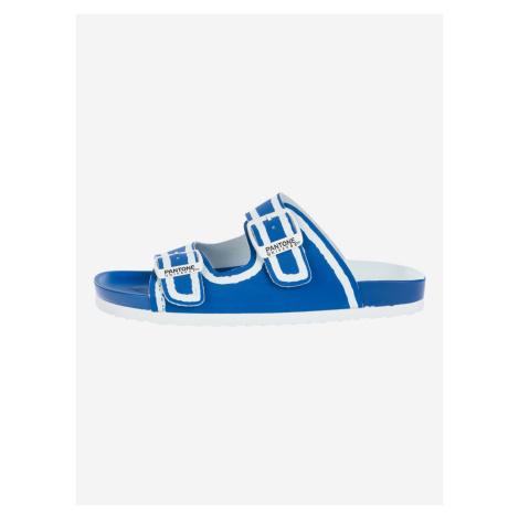 Formentera Pantofle Pantone Universe Modrá