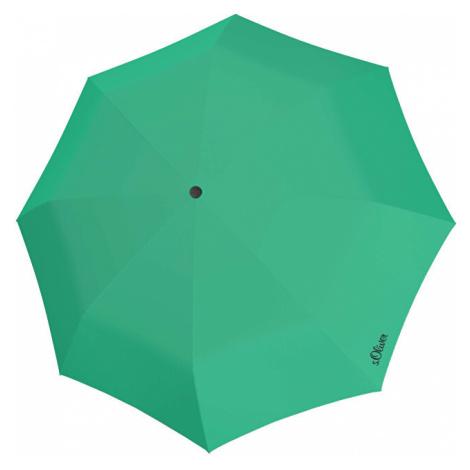 s.Oliver Dámsky skladací mechanický dáždnik Smart Uni 70963SO