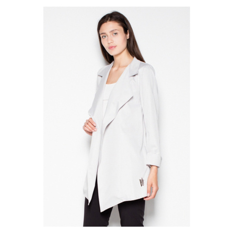 Svetlosivý kabátik VT039 Venaton
