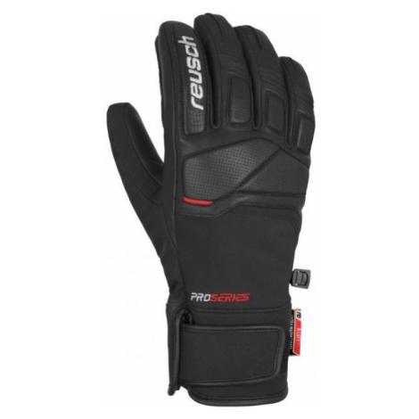 Reusch MASTERY čierna - Lyžiarske rukavice