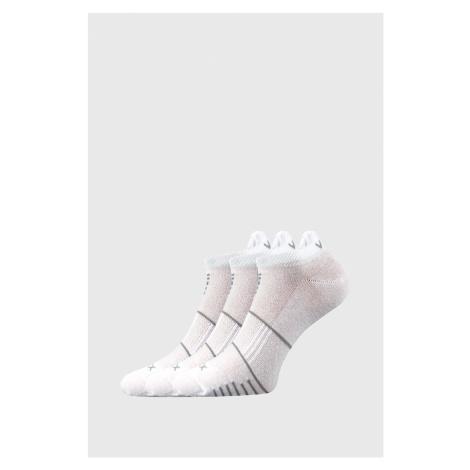 3 PACK dámskych ponožiek Avenar biela VoXX