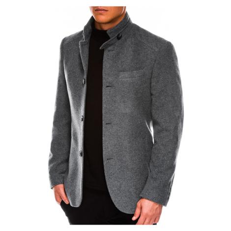 Pánsky kabát Phelps tmavo šedá