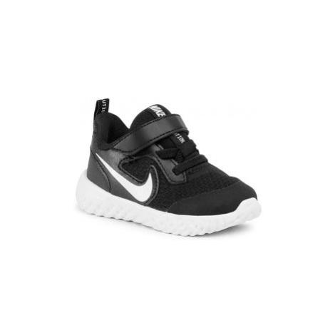 NIKE Topánky Revolution 5 (TDV) BQ5673 003 Čierna