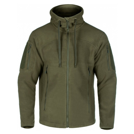 Fleecová bunda CLAWGEAR® Milvago Hoody MK II - RAL7013