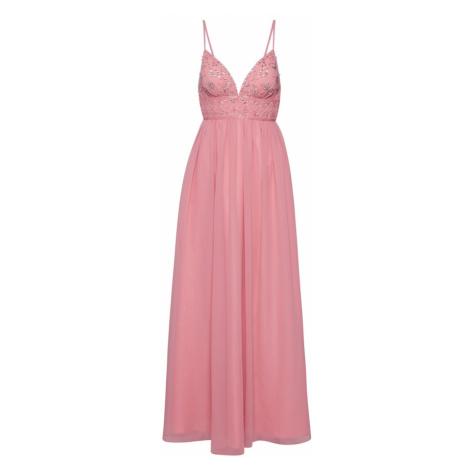 Laona Večerné šaty  strieborná / rosé