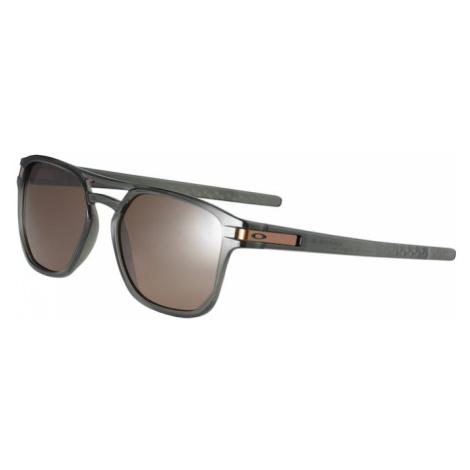 OAKLEY Športové slnečné okuliare 'Latch Beta'  hnedá / olivová