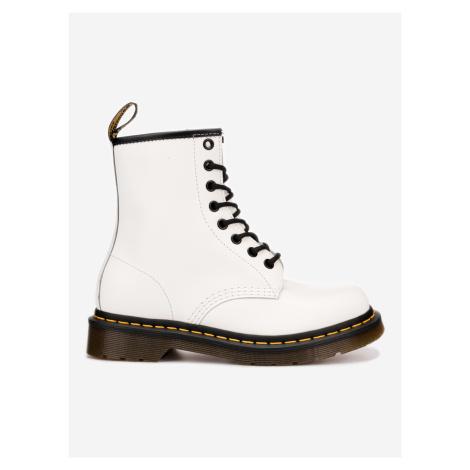 1460 Smooth White Kotníková obuv Dr. Martens Biela Dr Martens