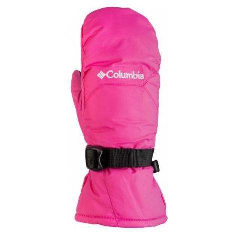Columbia WHIRLIBIRD™ MITTEN YT ružová - Detské rukavice