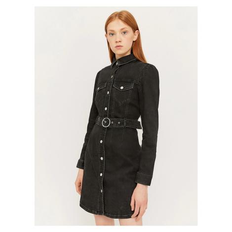 Šaty na denné nosenie pre ženy TALLY WEiJL - čierna