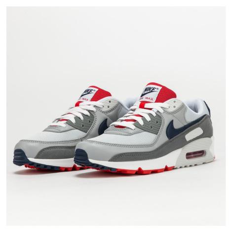 Nike Air Max 90 pure platinum / midnight navy