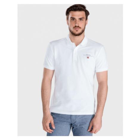 Napapijri Elabas 2 Polo tričko Biela