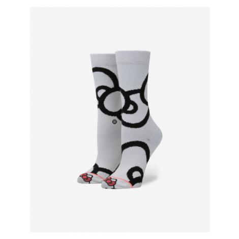 Stance Hello Kitty Bows Ponožky Čierna Biela