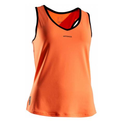 ARTENGO Tielko Tk Light 900 Oranžové
