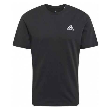 ADIDAS PERFORMANCE Funkčné tričko  čierna / biela