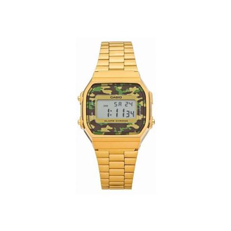 Unisex hodinky Casio A168WEGC-3E