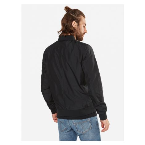 Urban Classics Prechodná bunda 'Light Bomber Jacket'  čierna