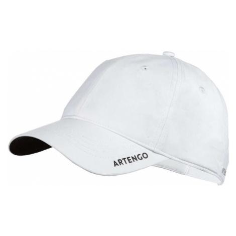 ARTENGO Tenisová šiltovka Tc 500 Biela