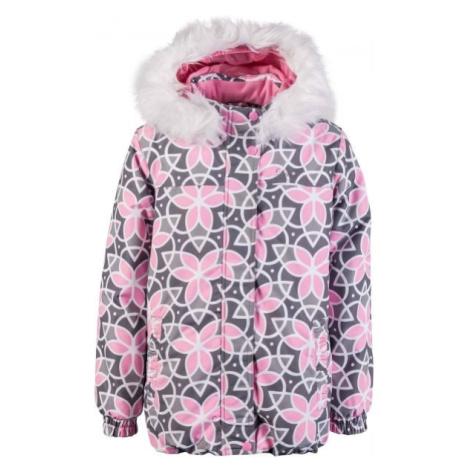 Lewro PAMILA šedá - Dievčenská zimná bunda