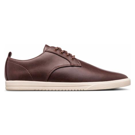Clae Ellington Brown Vegan Leather-9.5 hnedé CL20CEL01-BRV-9.5